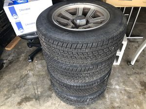 Toyota Celine wheels / rims and tires for Sale in Sunbury, OH