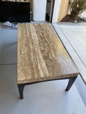 Marble coffee table from Metropolis for Sale in San Diego, CA