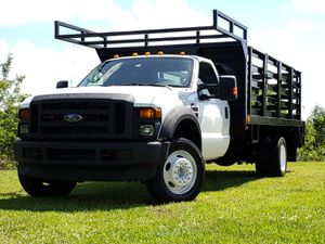 2008 FORD F 550 TURBO DIESEL LOW MILES for Sale in Kissimmee, FL