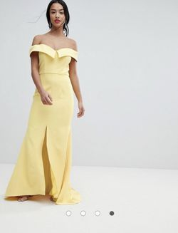 ASOS Yellow dress for Sale in Silver Spring,  MD