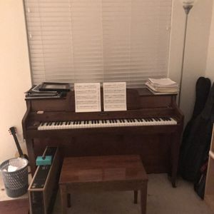Used Baldwin Piano, Great Price for Sale in West Covina, CA