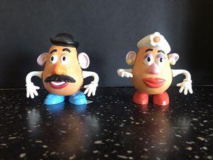 Mr & Mrs Potato Head Toy Story 2. 1999 for Sale in Las Vegas, NV
