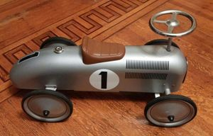 Silver Dinky Box Car Racer for Sale in St. Louis, MO