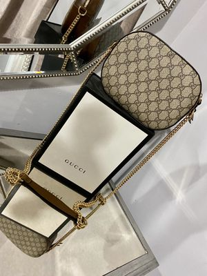 Gucci GG Supreme mini chain bag for Sale in Crest Hill, IL