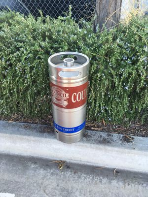 Beer container for Sale in San Marcos, CA