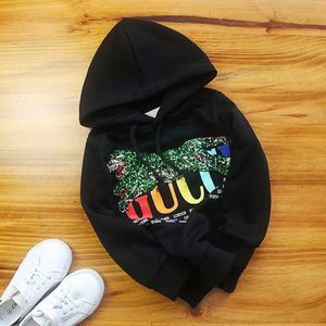 Authentic Gucci Sequin Flying Leopard Hoodie Sweatshirt for Sale in Silver Spring, MD