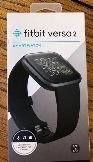 Fitbit versa 2 for Sale in Waterbury, CT