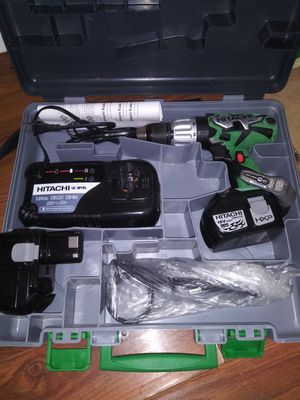 Cordless hammer drill for Sale in Stockton, CA