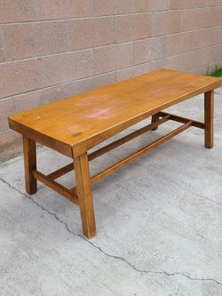 Pottery Barn Coffee Table Bench for Sale in La Mirada,  CA