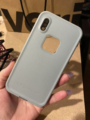iPhone X life proof phone case for Sale in Fort Pierce, FL