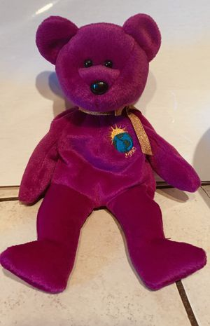 Millennium Beanie Baby - Original 1999 for Sale in Santa Cruz, CA