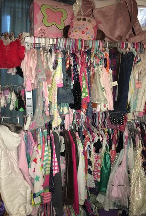 Tons of baby girl clothes for Sale in Austin, TX
