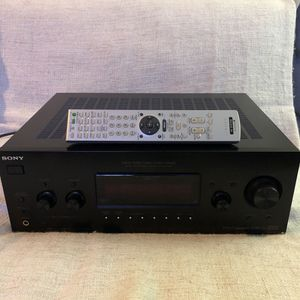 Sony Home Theater AV Receiver & Definitive Surround Sound Speaker System for Sale in Los Angeles, CA