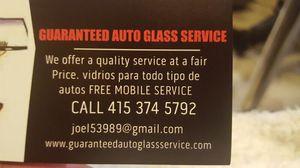 Auto glass service for Sale in San Francisco, CA