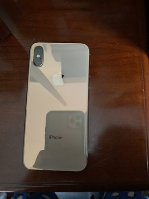 iPhone XS Gold for Sale in Silver Spring, MD