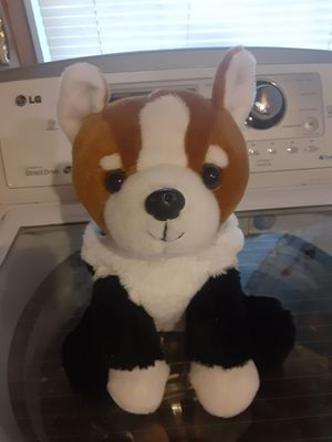 Dog stuffy wearing panda hoodie for Sale in Pawtucket, RI