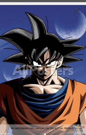 Dragonball Z Goku Brand new Sealed poster 22x34 for Sale in Lombard, IL