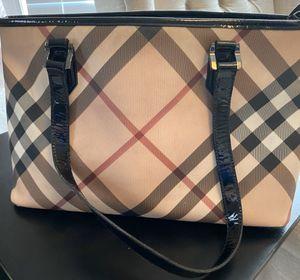 Burberry shoulder purse for Sale in Boston, MA