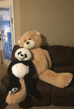 2 Teddy Bears for Sale in Fort Myers, FL