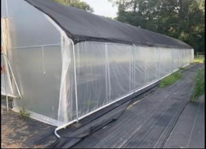 Commercial production high sidewall greenhouse for Sale in Washington, LA