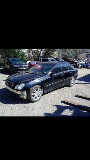 2006 Mercedes C230 Parts Only for Sale in Grand Prairie, TX