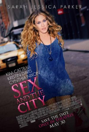 Sex and the City Movie Theater Poster! for Sale in Traverse City, MI