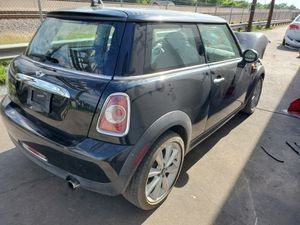 Parting Out 2011 Mini Cooper Hatchback R56 Midnight Black for Sale in Irving, TX