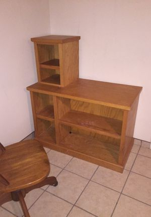 Wood stand for Sale in Glendale, AZ