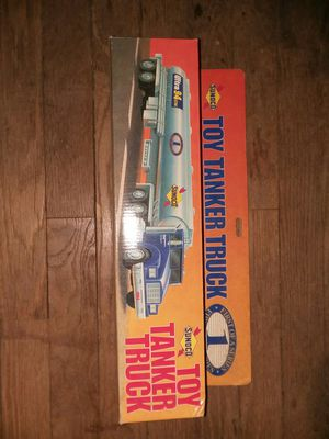 1st EVER Sunoco collectible collectors truck toy limited for Sale in Toms River, NJ