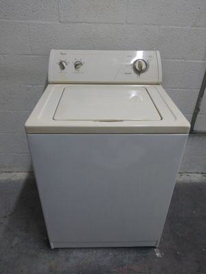 Whirlpool Washer(lavadora)- Heavy Duty $165.00 for Sale in Miami, FL