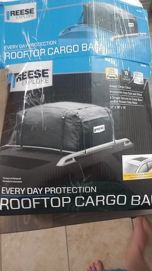 Reese Explore 10 cubic ft Rooftop Cargo Bag for Sale in Lexington, KY