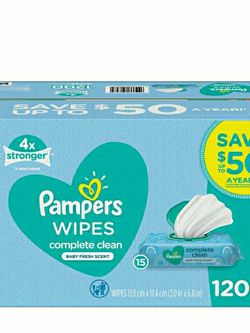 Pampers Wipes 1200 Count Brand New Inbox for Sale in San Antonio,  TX