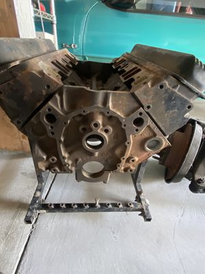 Chevy small block 400 engine and parts for Sale in Richmond, CA