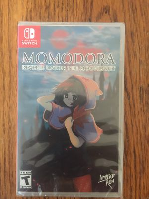Momodora Nintendo Switch Limited Run for Sale in Gilroy, CA