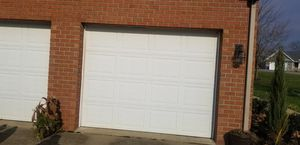 9 by 7 Wayne Dalton garage doors for Sale in Butler, PA