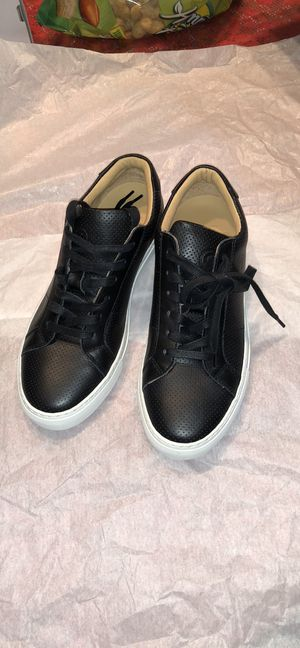 Greats royale leather sneakers worn once excellent condition retail for $180 and asking for $80 for Sale in Richmond, CA