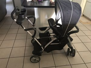 Double stroller for Sale in Auburndale, FL