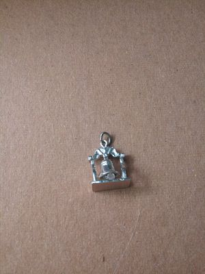 Liberty bell charm pendant for Sale in OR, US