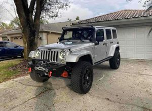 For Sale. 2012 Jeep Wrangler Great Shape. Excellent Condition. for Sale in Worcester, MA