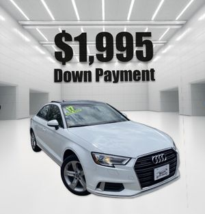 2017 AUDI A3 for Sale in Londonderry, NH