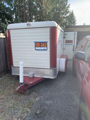 Kifer 6x10 enclosed trailer for Sale in Bonney Lake, WA