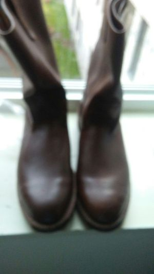 Red wings 14d mens boots for Sale in Pittsburgh, PA