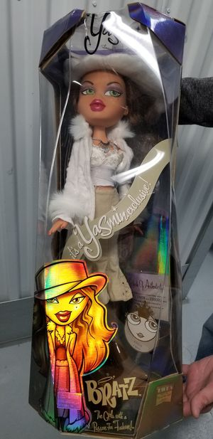 Bratz Collector Doll Yazmin for Sale in Dale City, VA