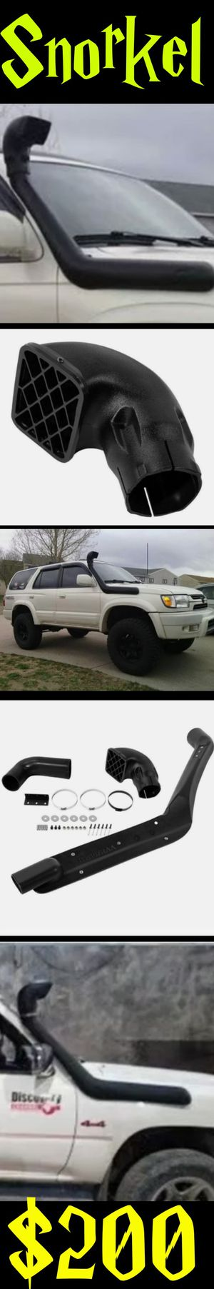 Toyota Tacoma 4runner Snorkel Intake 1995 1996 1997 1998 1999 2000 2001 2002 2003 2004 ☆$200 FIRM☆ for Sale in City of Industry, CA