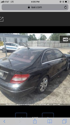 2010 Mercedes c300 for Sale in Riverside, CA