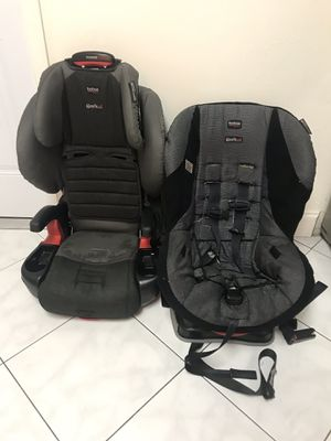 Free Two britax car seats for Sale in Hollywood, FL