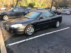 Convertible Chrysler Sebring 2004 for Sale in Alexandria, VA