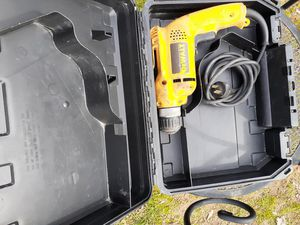 Cord drill DEWALT used work like champ for Sale in Hyattsville, MD