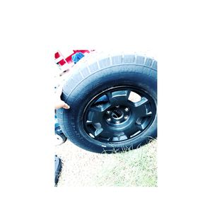 Rims & tires chevy 6 lugs for Sale in Fort McDowell, AZ