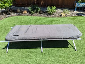 Camping airbed cot for Sale in Sacramento, CA